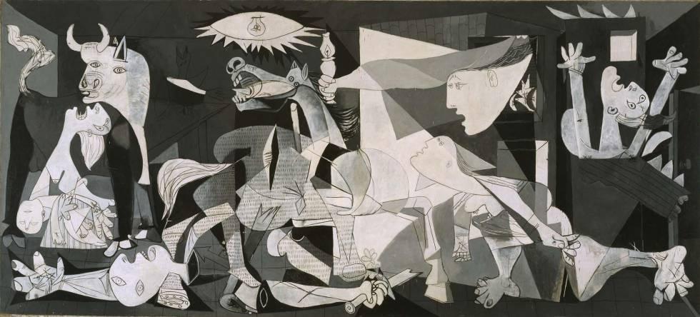 Obra maestra de Picasso expuesta en el Reina Sofía.