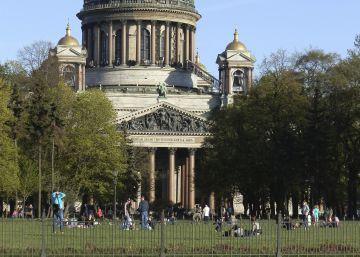 Polémica por la propiedad de la catedral de San Petersburgo