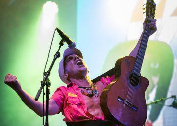 Manu Chao lanza tres canciones nuevas