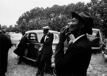 Robert Frank, singular e inimitable