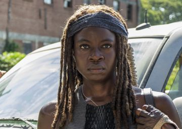 'The Walking Dead' es un zombi
