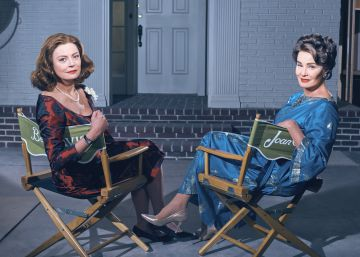 'Feud', mitos, odios y actrices en el Hollywood clásico
