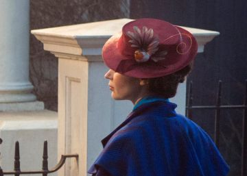 Mary Poppins regresa de la mano de Emily Blunt