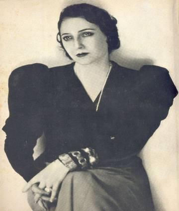Juana de Ibarbourou.