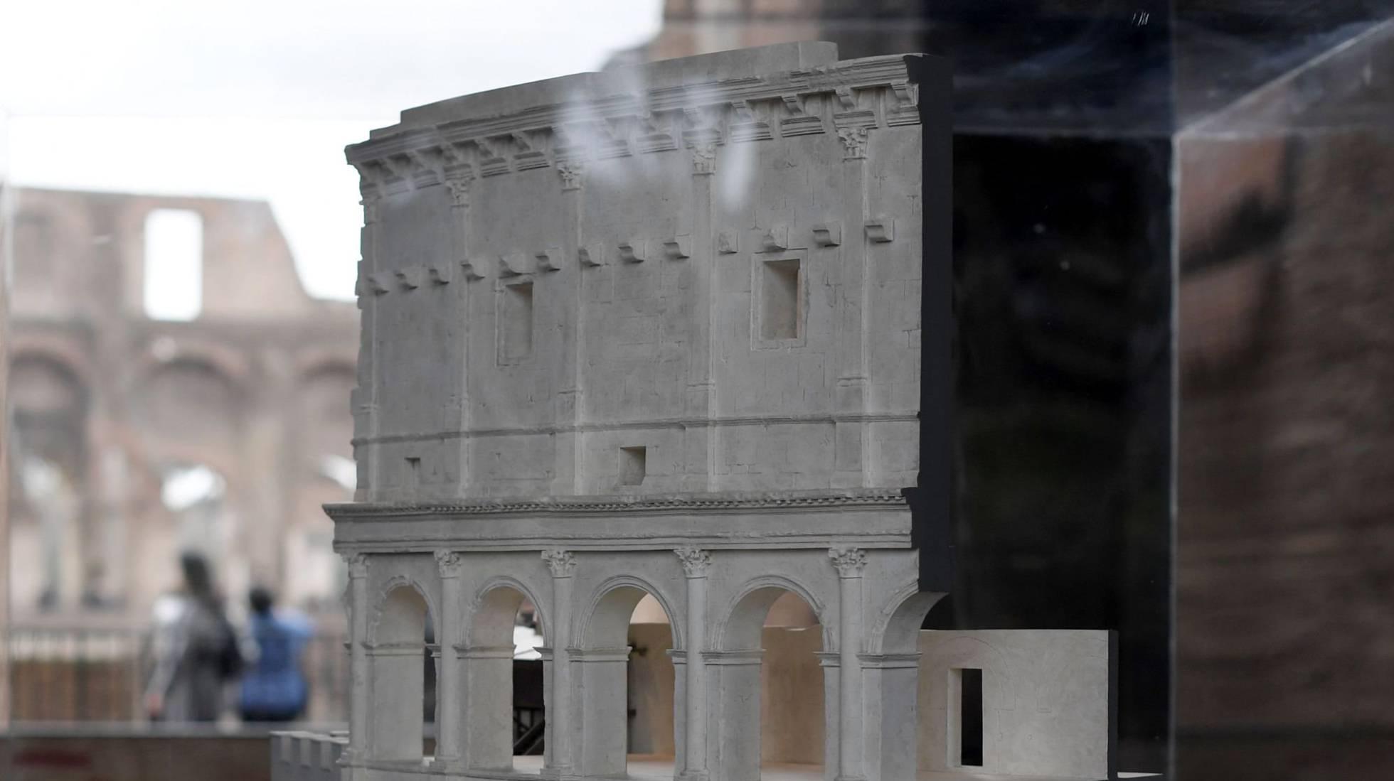 Exposició Colosseu