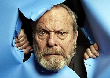 Terry Gilliam in Spain to finish ill-fated Don Quixote film...yet again