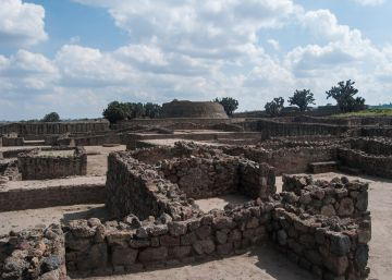 Archeologists find signs of early democracy at Mexican site