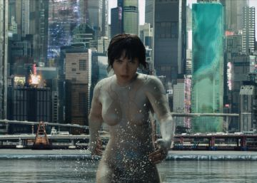 Scarlett Johansson se desata en 'Ghost in the Shell'