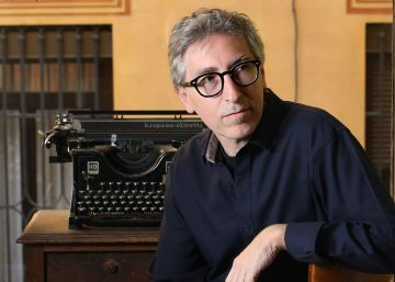 "David Trueba: ""Tendemos al fascismo"""