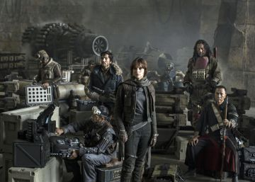 'Rogue One' revela sus secretos en su edición en Blu-ray