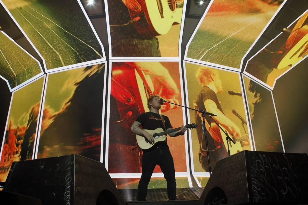 Ed Sheeran: el héroe anómalo