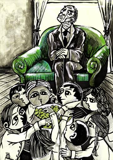 A história para crianças que Jorge Luis Borges nunca escreveu