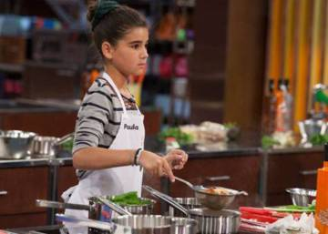 Paula gana 'MasterChef Junior' 4