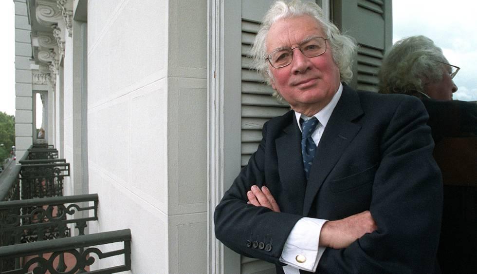 Hugh Thomas, fotografiado en Madrid en 2003.