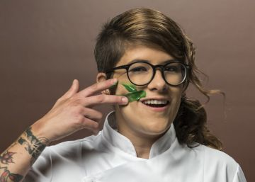 Rakel, ganadora de 'Top Chef' 4