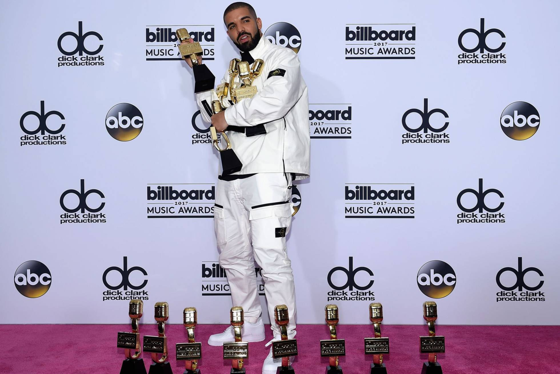 Los ganadores de los Billboard Music Awards 2017