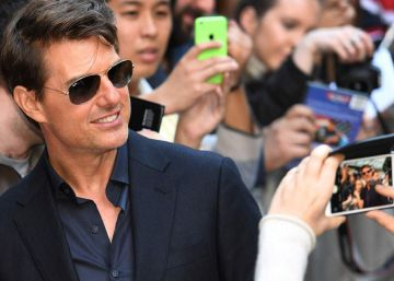 Tom Cruise vuelve con 'Top Gun 2'