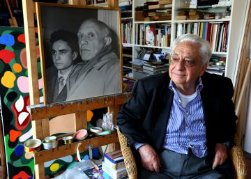 Picasso's last living Spanish friend