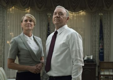 "Robin Wright: ""House of Cards' me ha servido para huir de la política"""