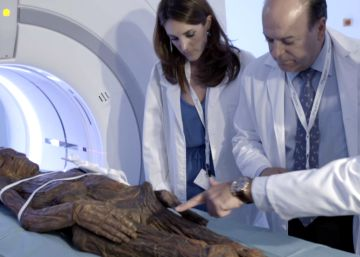 Spanish team reveals mummies' secrets from the past with CT scan