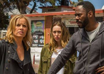'Fear the Walking Dead', serie puente