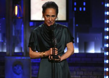El Tony de Laurie Metcalf