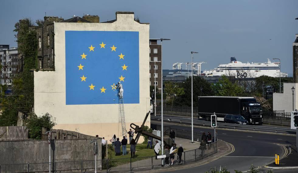Deslize em entrevista reaviva teoria de que Banksy é o líder do Massive Attack