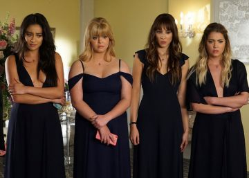 'Pretty Little Liars' llega a su final desvelando la identidad de A.D.