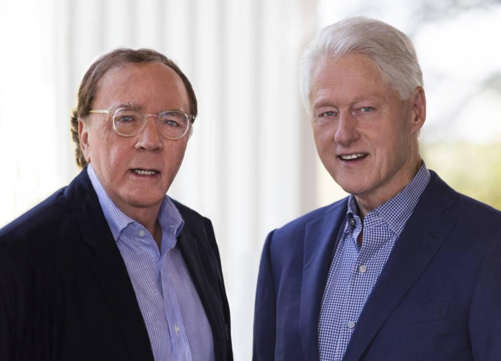 Mundo: Bill Clinton publica su primera novela El presidente ha desaparecido