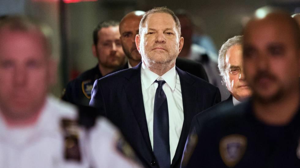 Harvey Weinstein se declaró inocente en casos de violación y abuso sexual