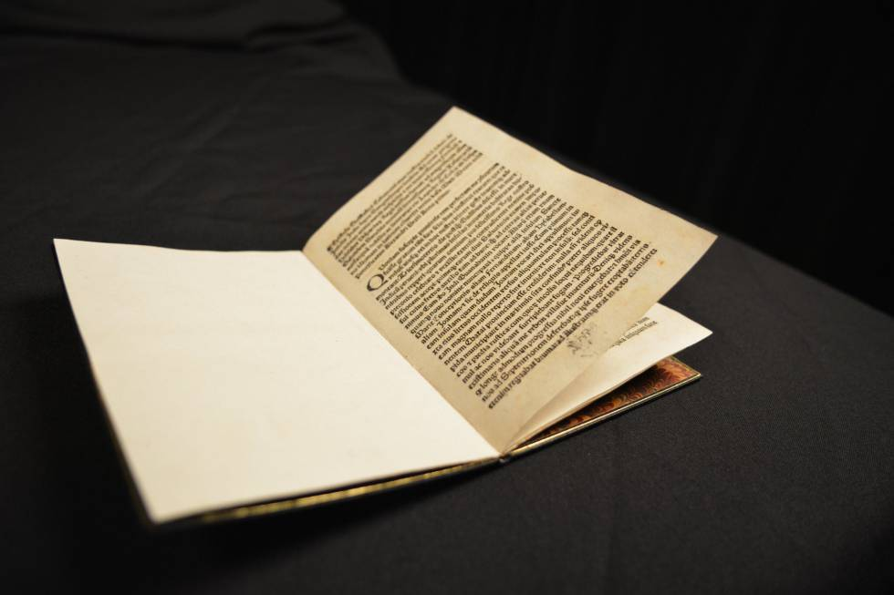 Devuelven carta donde Colón anunció el Nuevo Mundo