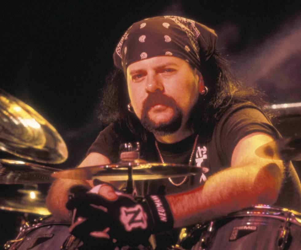 A los 54 años muere Vinnie Paul, baterista y fundador de Pantera
