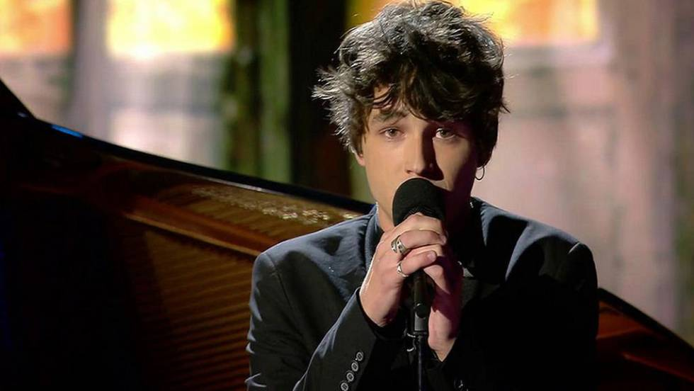 Esta noche, final avanzada de 'Factor X'
