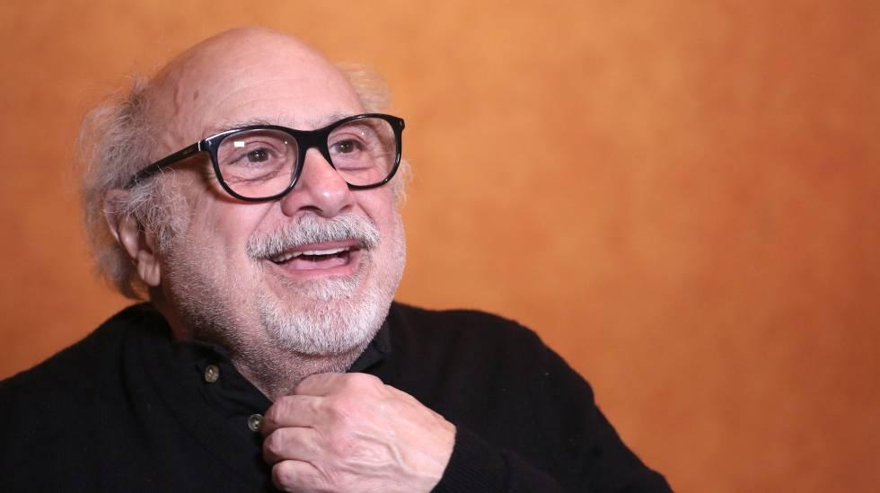 El actor y productor Danny DeVito, Premio Donostia del Zinemaldia
