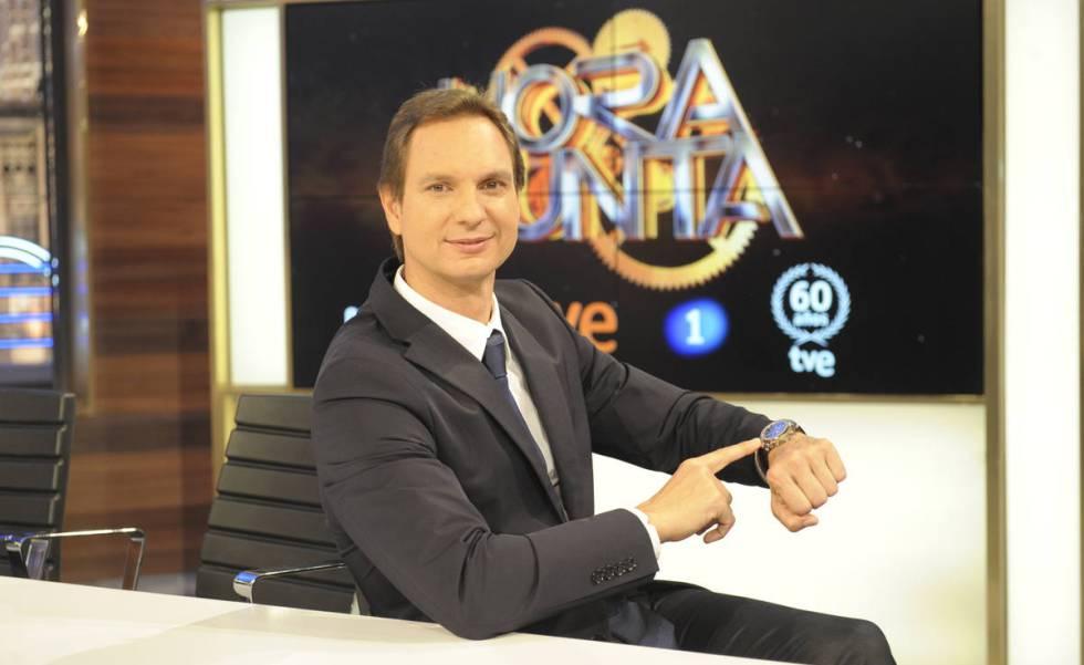 Javier Cárdenas se plantea denunciar a TVE por cancelar su programa