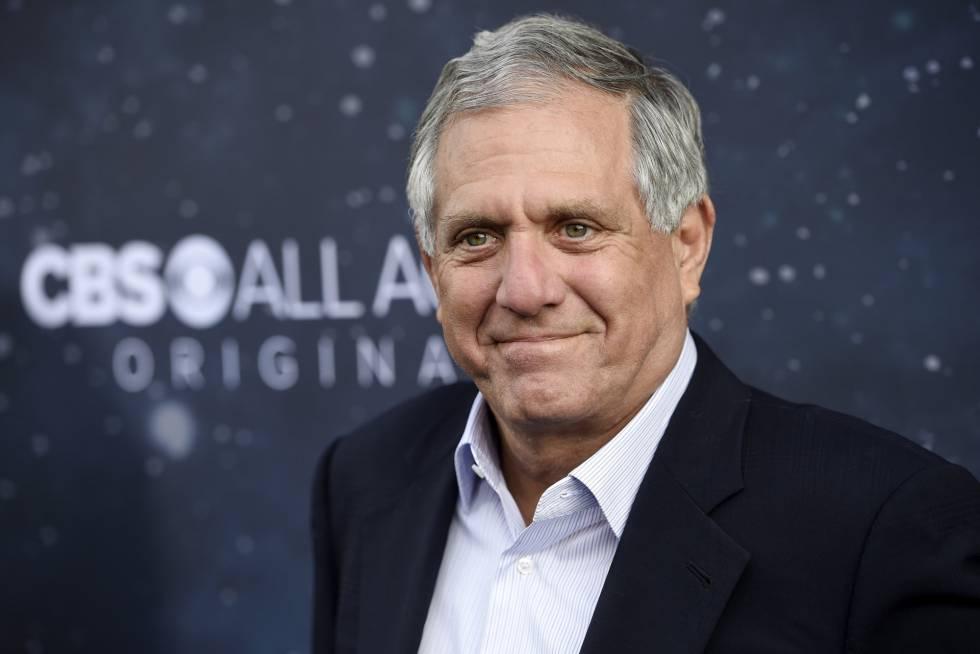 El jefe de CBS deja su cargo, acechado por denuncias