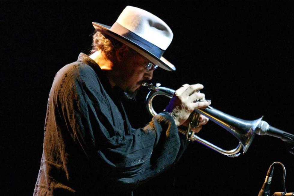 Muere en un incendio en Madrid el músico Jerry González