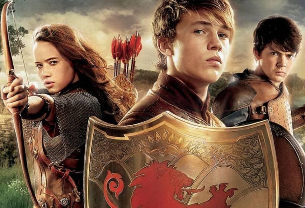 Netflix producirá series y películas basadas en 'Las Crónicas de Narnia' | FOTOS