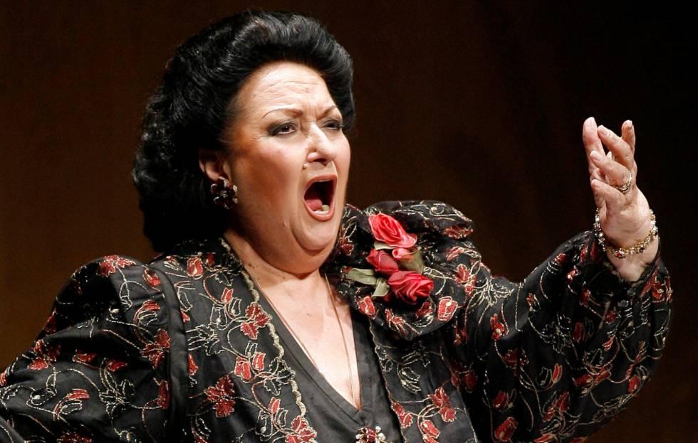 Partió Montserrat Caballé, la gran diva de la ópera - Actualidad