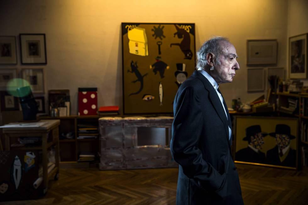 Fallece a los 81 años el pintor Eduardo Arroyo