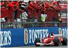Barrichello se adjudica el GP de Gran Bretaña