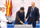 La Ciudad Deportiva del Real Madrid ya tiene su primera piedra