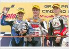 Pedrosa continúa su asalto al Mundial al acabar segundo en 250 cc tras el argentino Porto