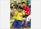 Victorias de Atlético y Villarreal en la Intertoto