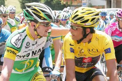 Pereiro y Landis guardan buena relación tras el paso del gallego por el equipo del norteamericano.