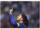 Los futbolistas vuelven a elegir a Ronaldinho como mejor jugador de 2006