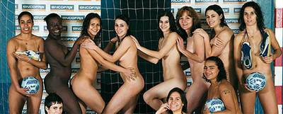 Video deportivo desnudo gratis