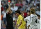 Competición sanciona con un partido a Sergio Ramos