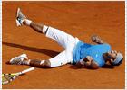 Nadal barre a Federer