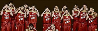 Imagen del anuncio de la selección española